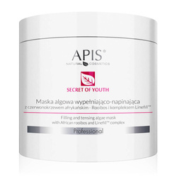 APIS Sekret Młodości maska algowa wypełniająco-napinająca 250 g