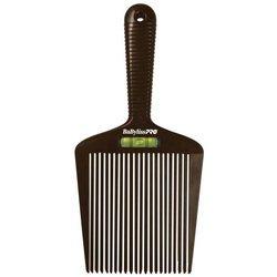 BABYLISS PRO Flat Top Comb grzebień z poziomicą M3675E
