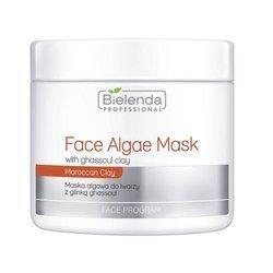 BIELENDA maska algowa do twarzy z gliką ghassoul 190g