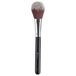 IBRA PĘDZEL NR 11 (NYLON) - Pędzel łatwo i szybko zaaplikuje na całej twarzy produkty sypkie, prasowane lub w kamieniu