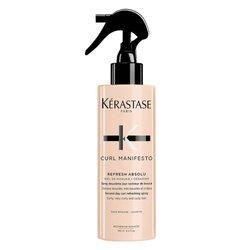 KERASTASE Curl Manifesto Refresh Absolu spray odświeżający loki 190ml