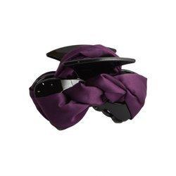 Klamra do włosów kokarda (fiolet)