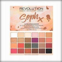 Makeup Revolution Soph X Paleta 24