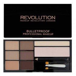 Makeup Revolution Ultra Brow Palette Fair Medium