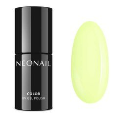 NEONAIL 4810-7 Lakier Hybrydowy 7,2 ml Yellow Bahama