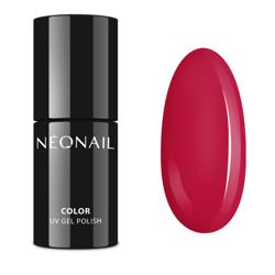 NEONAIL 6674-7 Lakier Hybrydowy -7,2 ml Carmine Red