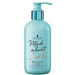 SCHWARZKOPF Mad About Curls High Foam Cleanser szampon oczyszczający 300ml