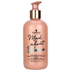 SCHWARZKOPF Mad About Waves szampon oczyszczający bez siarczanów 300ml