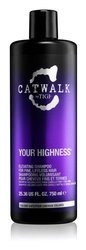 TIGI Catwalk Your Highness Shampoo szampon na objętość 750ml