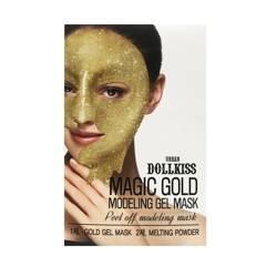 URBAN DOLLKISS Magic Gold Modeling Gel Mask