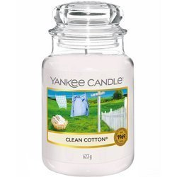 YC Clean Cotton słoik duży