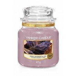 YC Dried Lavender & Oak słoik średni