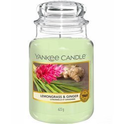 YC Lemongrass & Ginger słoik duży