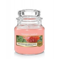 YC Sun-Drenched Apricot Rose słoik mały