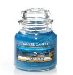 YC Turquoise Sky słoik mały